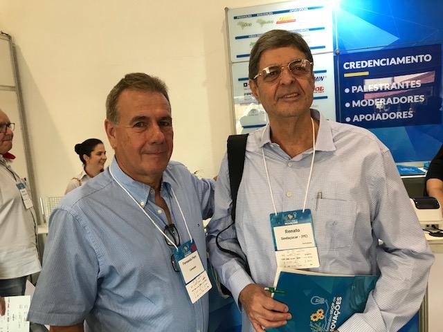 Na cidade de Araçatuba em São Paulo, o Presidente do SINDAÇÚCAR, Renato Cunha, participa do Seminário UDOP de INOVAÇÕES, dias 27 e 28/novembro/2019