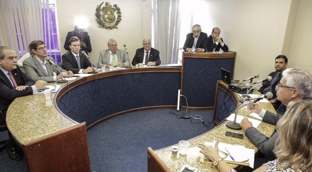 Comissão de Agricultura da ALEPE, dia 26 de maio de 2015