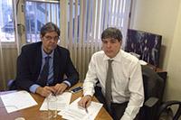André Rocha, Presidente do Fórum Nacional Sucroenergético e Renato Cunha, Vice Presidente, recém eleitos para o biênio 2015-2016