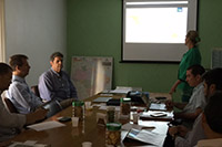 Reunião/palestra da plataforma e certificadora Bonsucro, realizada para as Associadas do SINDAÇÚCAR/PE, em 09/setembro/2016