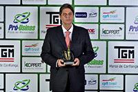 Evento anual do MasterCana Brasil 2016 com entrega do prêmio Mais Influentes do Setor a Renato Cunha, Presidente do SINDAÇÚCAR/PE, realizado na Villa Bisutti em São Paulo, dia 19/outubro/2016