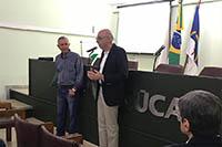 Renato Cunha, Presidente, promove seminário para as associadas no auditório da sede do SINDAÇÚCAR/PE, sobre eletrificação dos automóveis com palestras de Plinio Nastari da DATAGRO e CNPE, dia 17/setembro/2018