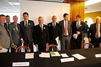 Evento Frente Parlamentar pela Valorização do Setor Sucroenergético - café da manhã em Brasília - dia 07/05/2015
