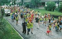 Carnaval da Escola Dr. José Hardaman, da Usina Olho D'água