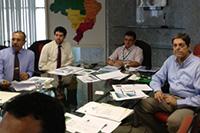 Reunião do Grupo Interinstitucional na SUDENE EM 20/02/2014