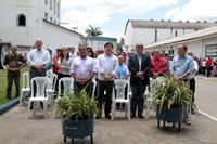 Missa de início da Moagem da Usina Pedroza – Vale Verde