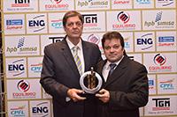 Renato Cunha/Presidente e Marcelo Guerra/Superintendente do SINDAÇÚCAR-PE