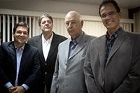 Visita do Prefeito Geraldo Júlio ao SINDAÇÚCAR /PE