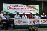 Trigésima Sexta Convenção Coletiva dos Rurícolas 2015