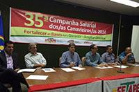 Trigésima Quinta Convenção Coletiva Rurícolas 2014