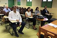 Renato Cunha, Presidente do SINDAÇÚCAR/PE, na reinauguração Usina Cruangi - COAF/Cooperativa gestora da nova administração, dia 15/setembro/2015
